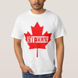 Hein feuille d'érable du Canada d'équipe Tee Shirts