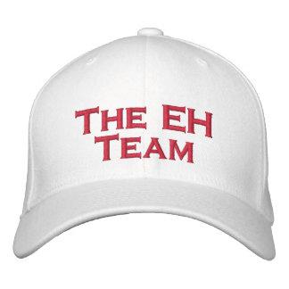 Hein la casquette de baseball d'équipe
