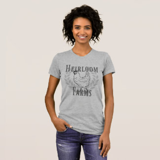 Heirloom Farms Rustic Chicken T-Shirt