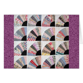 Heirloom Quilt Card