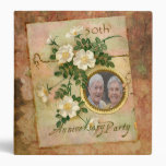 Heirloom Rose 50th Anniversary Personalized Photo