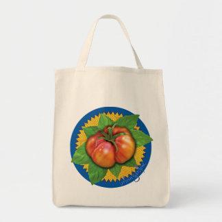 Heirloom Tomato Art, by Urban Gardens