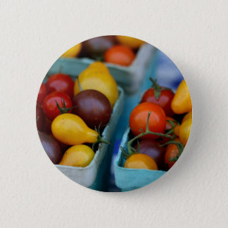 Heirloom Tomatoes 2 Inch Round Button