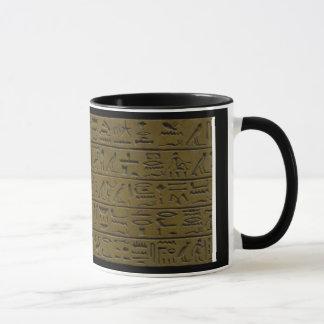 Heiroglyph Mug