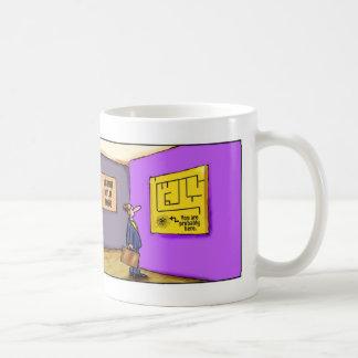 Heisenberg Department of Physics Coffee Mug