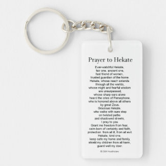 Hekate (Hecate) Keychain
