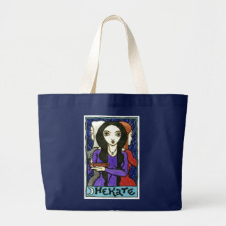 Hekate Large Tote Bag