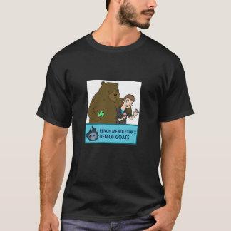 Helado por Jose Uno by Rench Mendleton T-Shirt