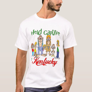 Held Captive in Kentucky T-Shirt