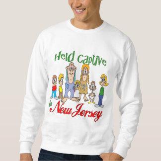 Held Captive in New Jersey Sweatshirt
