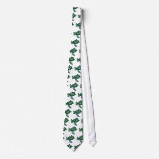 Hele mai(to come)sea turtle tie