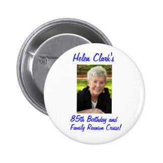 Helen Clark s Birthday Button