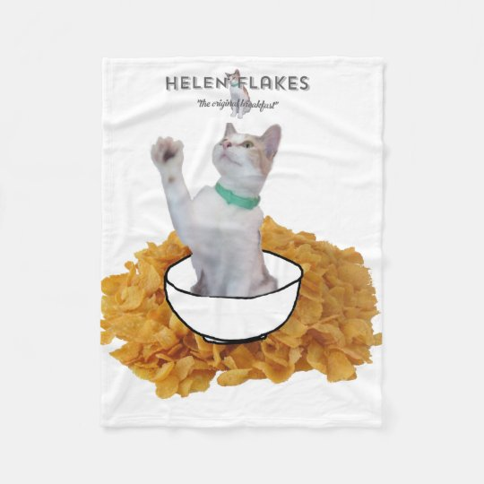 Helen Flakes Blanket