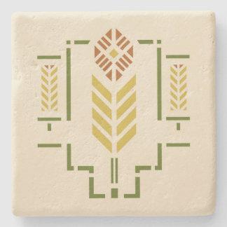 "Helen Foster ""Harvest"" Stone Coaster"