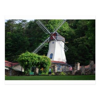 Helen, GA Windmill Postcard