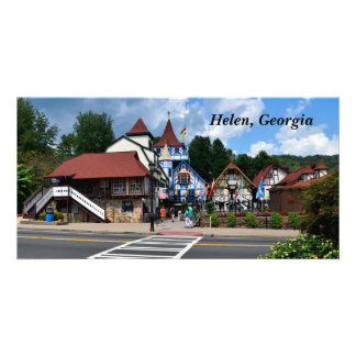 Helen , Georgia, USA Card
