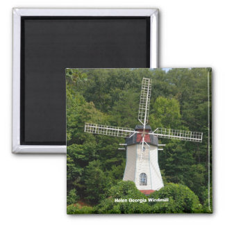 Helen Georgia Windmill Magnet