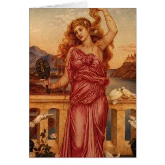 Helen of Troy Card