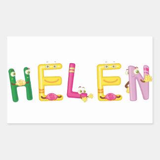 Helen Sticker