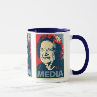 Helen Thomas - Media: OHP Mug
