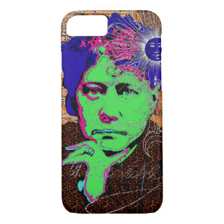 Helena Blavatsky Theosophy Occult Esoteric New Age iPhone 7 Case