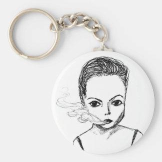 Helena Bonham Carter Keychain