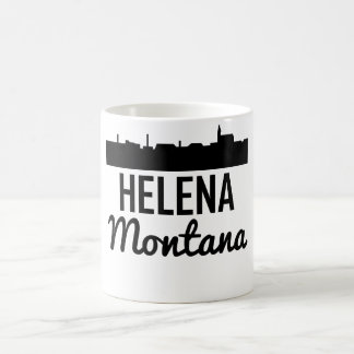 Helena Montana Skyline Coffee Mug
