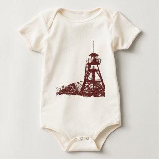 Helena MT Firetower Baby Bodysuit