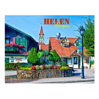 Hélène alpine, la Géorgie, Etats-Unis Cartes Postales
