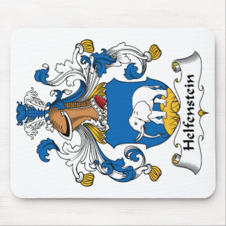 Helfenstein Family Crest Mouse Pad