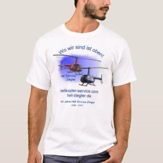Heli coil Ziegler anniversary shirt