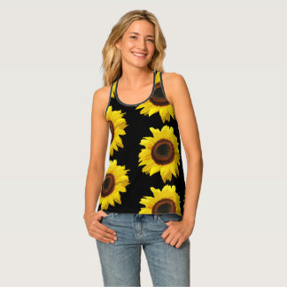 Helianthus annuus - Tank Top