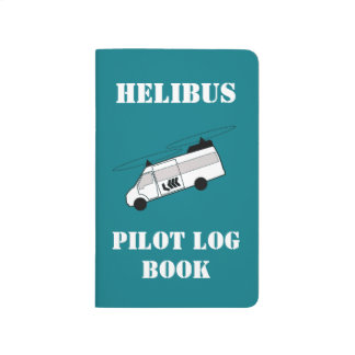Helibus Log Book Journal