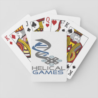 Helical Games Playing Cards