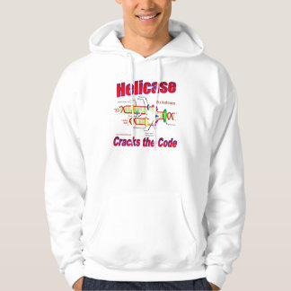 Helicase Cracks the Code Hoodie