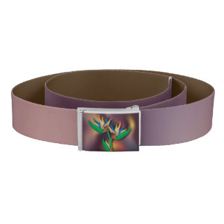 Heliconia Bouquet Belt