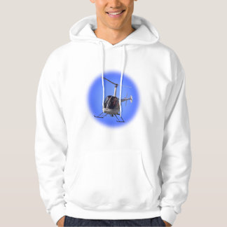 Helicopter Hoodie Cool Unisex Hooded Sweatshirt
