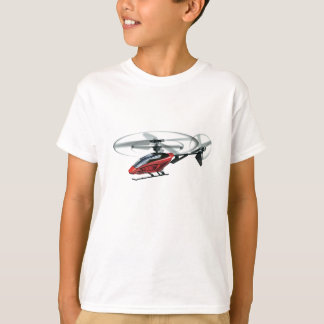 Helicopter image for Toddler T-shirt