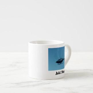 Helicopter in Motion Espresso Espresso Cup