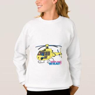 Helicopter Pilot Sweatshirt