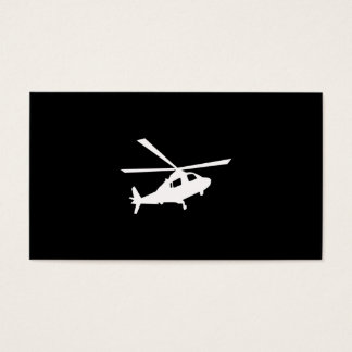 Helicopter Pilots Business Card
