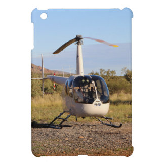 Helicopter (white), Outback Australia 2 Case For The iPad Mini