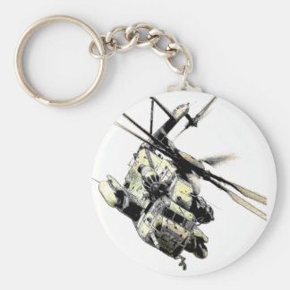 Helikopter Keychain
