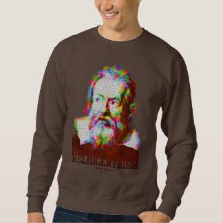 Heliocentrism, galileo galilei,vintage graphics sweatshirt