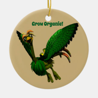 Helios 'Grow Organic' Ornament