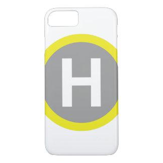 Helipad Sign iPhone 7 Case
