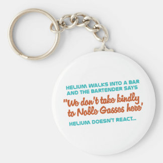 Helium Doesn't React Keychain