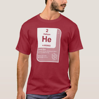 Helium (He) T-Shirt