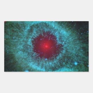 helix-nebula-11156 planetary fog, constellation aq sticker