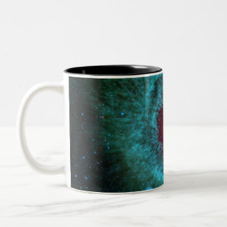 Helix Nebula 11 oz Two-Tone Mug